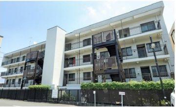 神奈川県高座郡 マンション大規模修繕工事(2018年6月完工)のサムネイル